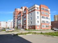 Пермь, улица Карла Маркса (д. Кондратово), дом 8Б. многоквартирный дом