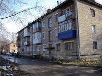 Пермь, улица Казанцевская 2-я, дом 4. многоквартирный дом