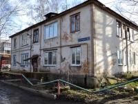 Пермь, улица Казанцевская 2-я, дом 12. многоквартирный дом