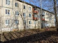 Пермь, улица Казанцевская 2-я, дом 14. многоквартирный дом