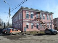 Пермь, улица Верхнемуллинская, дом 74. офисное здание