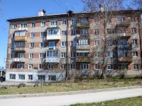 Пермь, Дубровский 1-й переулок, дом 7. многоквартирный дом