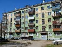 Пермь, Дубровский 1-й переулок, дом 10. многоквартирный дом