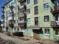 Пермь, Дубровский 1-й переулок, дом 12. многоквартирный дом
