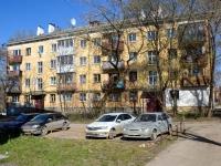 Пермь, улица Барнаульская, дом 9. многоквартирный дом