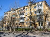 Пермь, улица Барнаульская, дом 10. многоквартирный дом