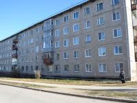 Пермь, улица Вильямса, дом 10А. многоквартирный дом