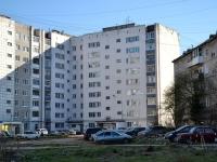 Пермь, улица Вильямса, дом 18. многоквартирный дом