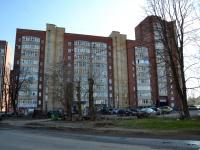 Пермь, улица Вильямса, дом 20/2. многоквартирный дом