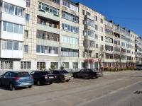 Пермь, улица Гайвинская, дом 6. многоквартирный дом