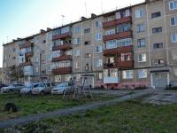 Пермь, улица Гайвинская, дом 8. многоквартирный дом