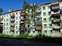 Пермь, улица Гайвинская, дом 60. многоквартирный дом