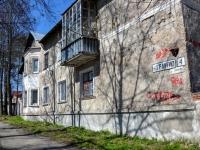 Пермь, улица Графтио, дом 4. многоквартирный дом