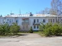 Пермь, улица Графтио, дом 13. многоквартирный дом