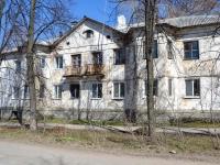 Пермь, улица Графтио, дом 14. многоквартирный дом