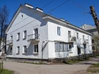 Пермь, улица Репина, дом 3. многоквартирный дом