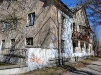 Пермь, улица Репина, дом 8. многоквартирный дом