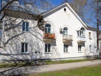 Пермь, улица Репина, дом 16. многоквартирный дом