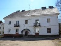 Пермь, улица Двинская, дом 4. многоквартирный дом
