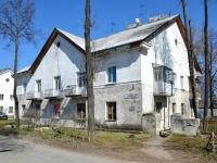 Пермь, улица Двинская, дом 8. многоквартирный дом