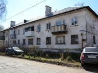 Пермь, улица Двинская, дом 9. многоквартирный дом