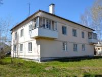 Пермь, улица Двинская, дом 10. многоквартирный дом