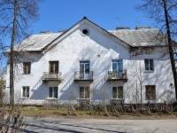 Пермь, улица Двинская, дом 12. многоквартирный дом
