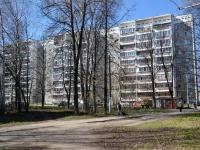 Пермь, улица Звенигородская, дом 3. многоквартирный дом