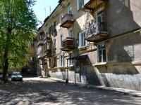 Пермь, улица Александра Невского, дом 8. многоквартирный дом