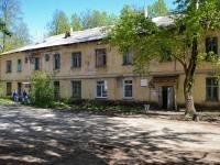 Пермь, улица Александра Невского, дом 9. многоквартирный дом