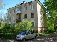 Пермь, улица Александра Невского, дом 10А. многоквартирный дом