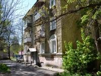 Пермь, улица Александра Невского, дом 12А. многоквартирный дом