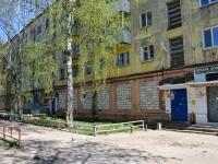 Пермь, улица Александра Невского, дом 27. многоквартирный дом