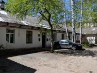Пермь, улица Александра Невского, дом 37. многоквартирный дом