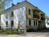 Пермь, улица Астраханская, дом 4. многоквартирный дом
