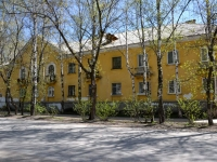 Пермь, улица Астраханская, дом 7. многоквартирный дом
