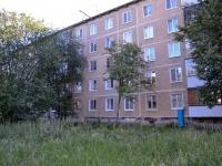 Пермь, улица Васнецова, дом 5. многоквартирный дом