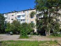 Пермь, улица Васнецова, дом 13. многоквартирный дом