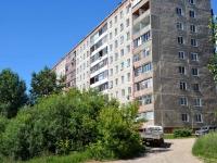 Пермь, улица Кабельщиков, дом 10. многоквартирный дом