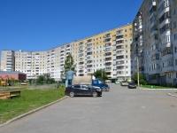 Пермь, улица Кабельщиков, дом 17. многоквартирный дом