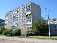 Пермь, улица Кабельщиков, дом 85. многоквартирный дом
