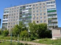 Пермь, улица Кабельщиков, дом 89. многоквартирный дом