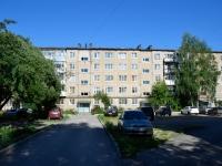 Пермь, улица Кабельщиков, дом 93. многоквартирный дом