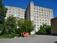 Пермь, улица Кабельщиков, дом 99. общежитие