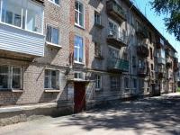 Пермь, улица Никитина, дом 18. многоквартирный дом