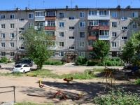 Пермь, улица Янаульская, дом 12. многоквартирный дом