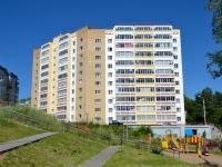 Пермь, улица Янаульская, дом 14. многоквартирный дом