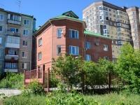 Пермь, улица Янаульская, дом 22А. многоквартирный дом
