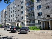 Пермь, улица Янаульская, дом 24. многоквартирный дом