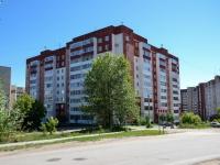 Пермь, улица Янаульская, дом 24А. многоквартирный дом